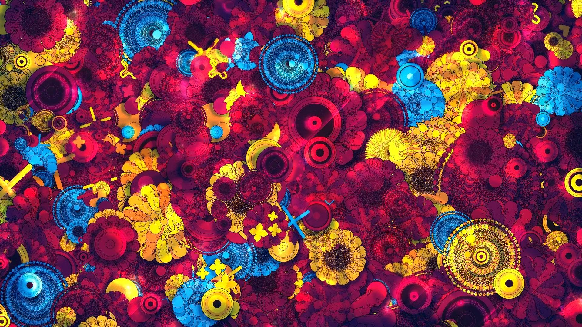 Hd Abstract Hd Widescreen Wallpaper Desktop - Abstract Hd Wallpaper For Pc , HD Wallpaper & Backgrounds