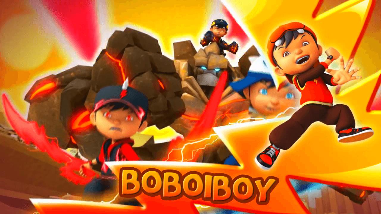 5 Wallpaper Hd Keren Boboi Boy - Bo Bo Boy New Episodes , HD Wallpaper & Backgrounds