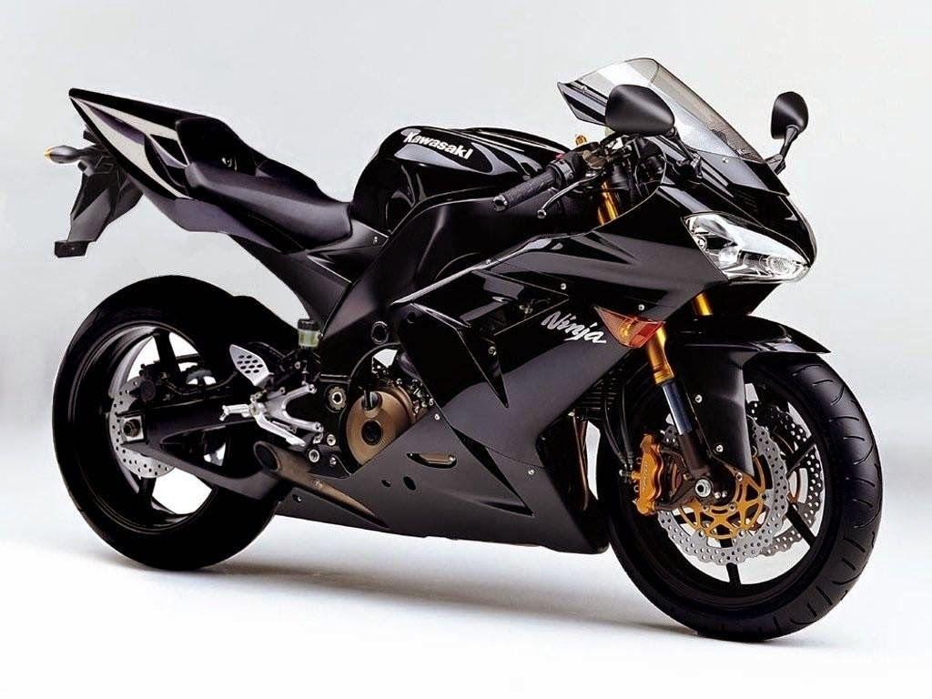 10 Wallpaper Keren Motor Ninja - Kawasaki Ninja Zx , HD Wallpaper & Backgrounds