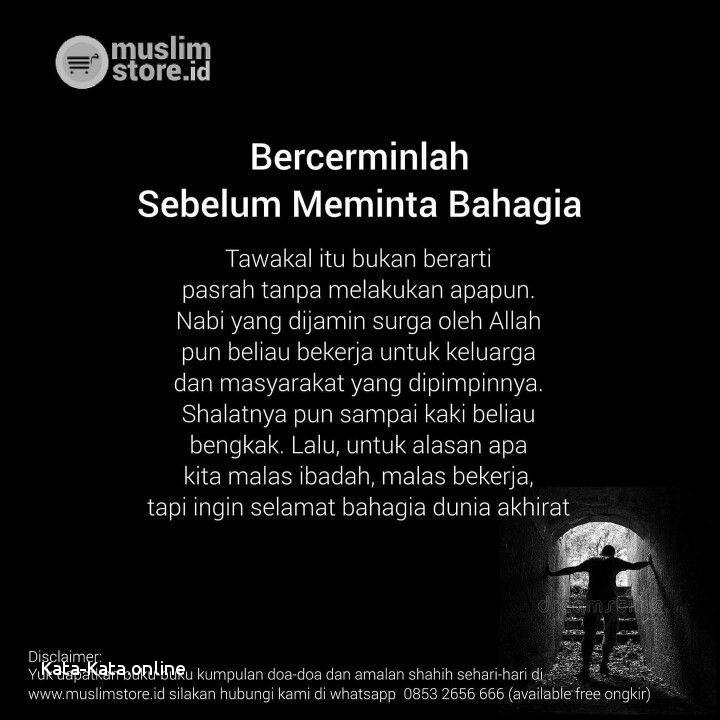 Kata Kata Mutiara Islam Tentang Kehidupan Akhirat