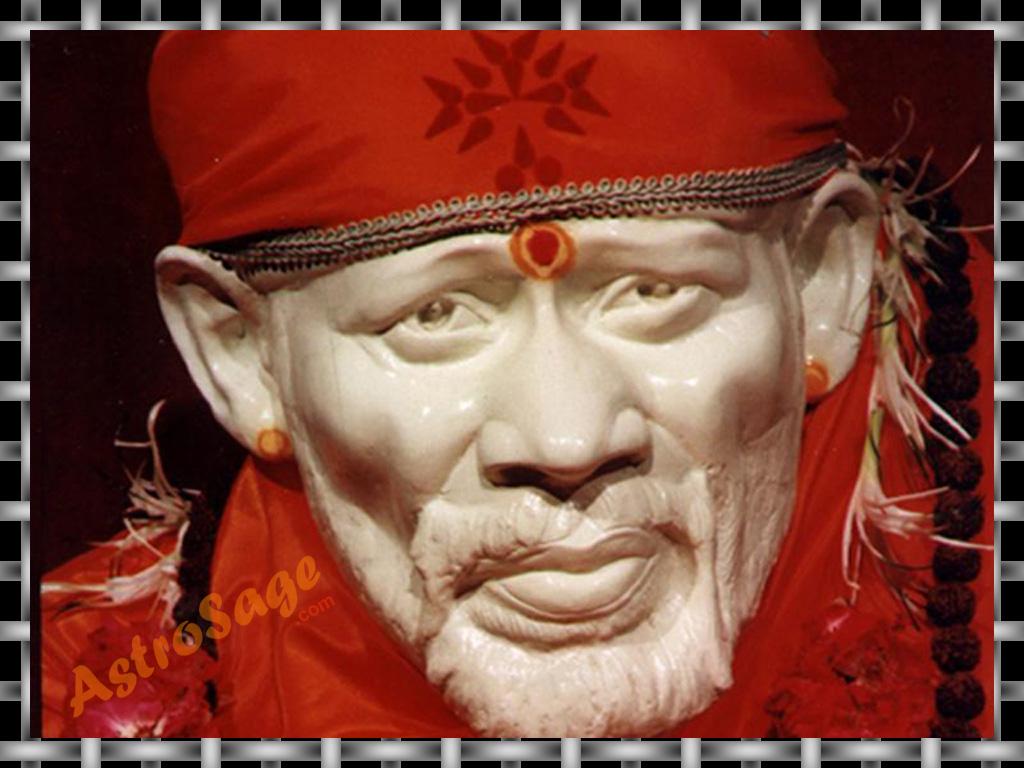 Download Sai Wallpapers - Full Hd Sai Baba , HD Wallpaper & Backgrounds