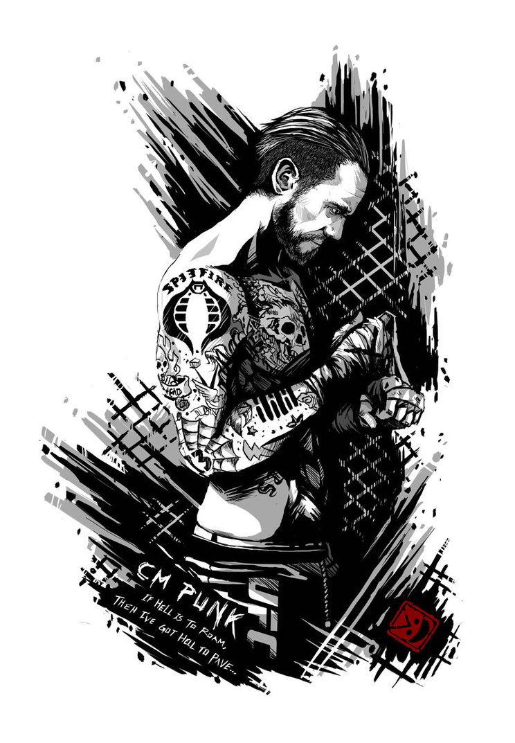 Its Clobberin Time I Really Wish Him All The Best Cm Punk