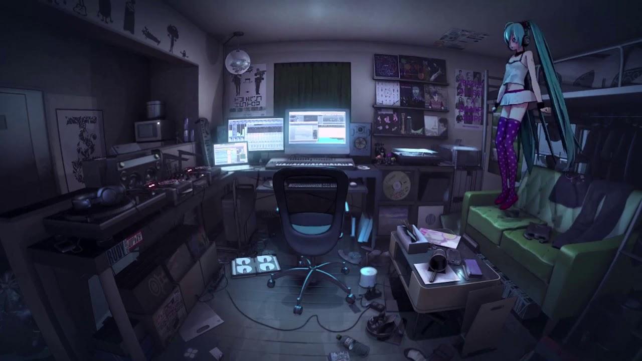 Hatsune Miku Live Wallpaper For Wallpaper Engine Hatsune
