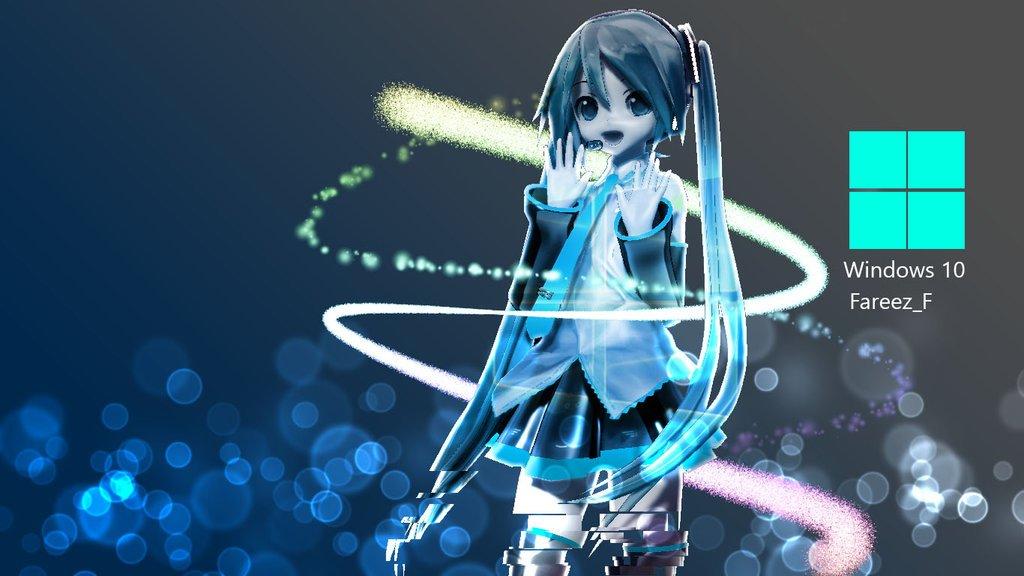 Miku Live Wallpaper Hatsune Miku Windows 10 391253 Hd