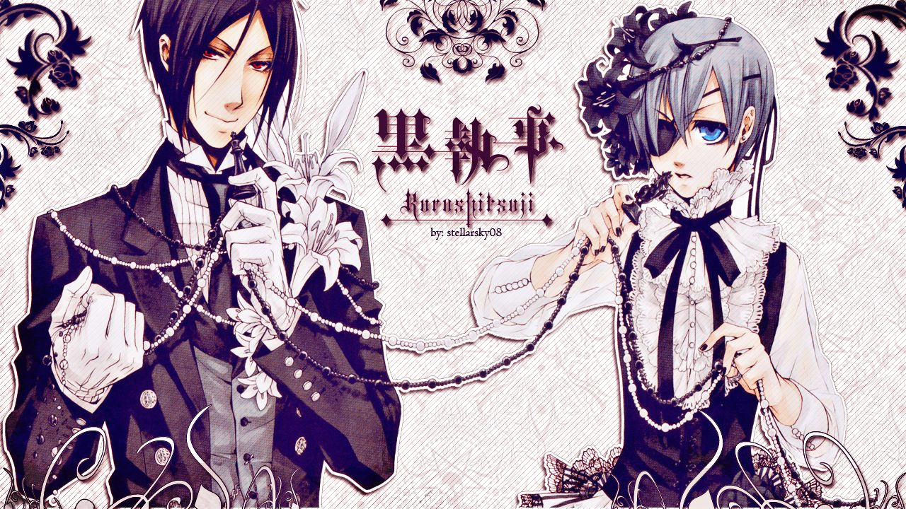 Kuroshitsuji Wallpaper Laptop Wallpaper Black Butler 391577