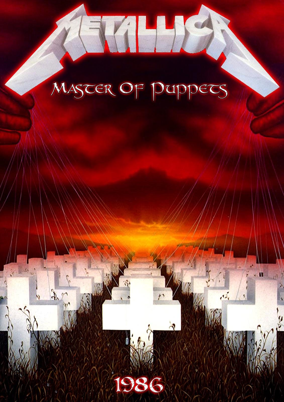 Metallica Master Of Puppets Wallpaper Metallica Master Of
