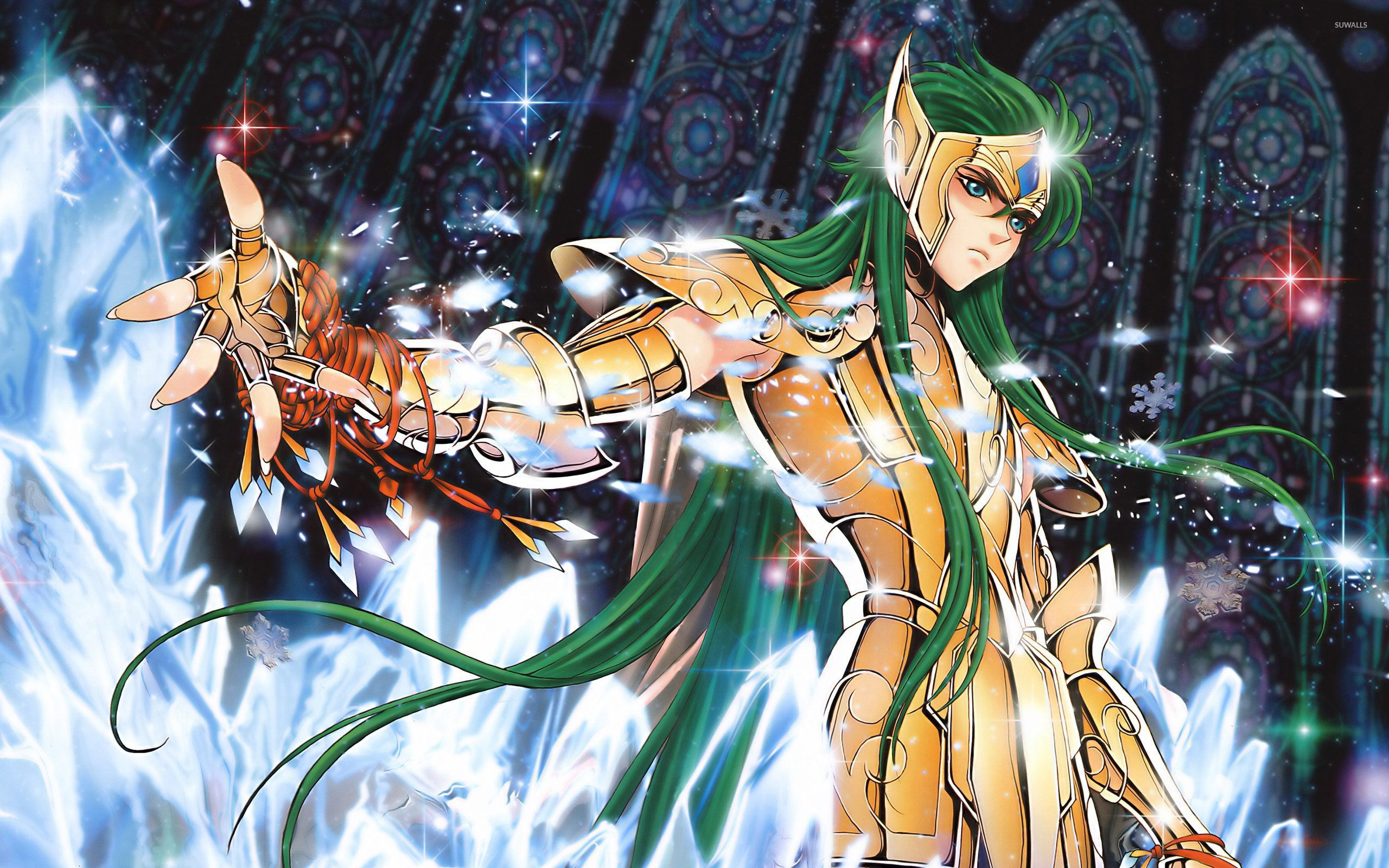 Saint Seiya Wallpaper Saint Seiya Wallpapers Shun 392246 Hd