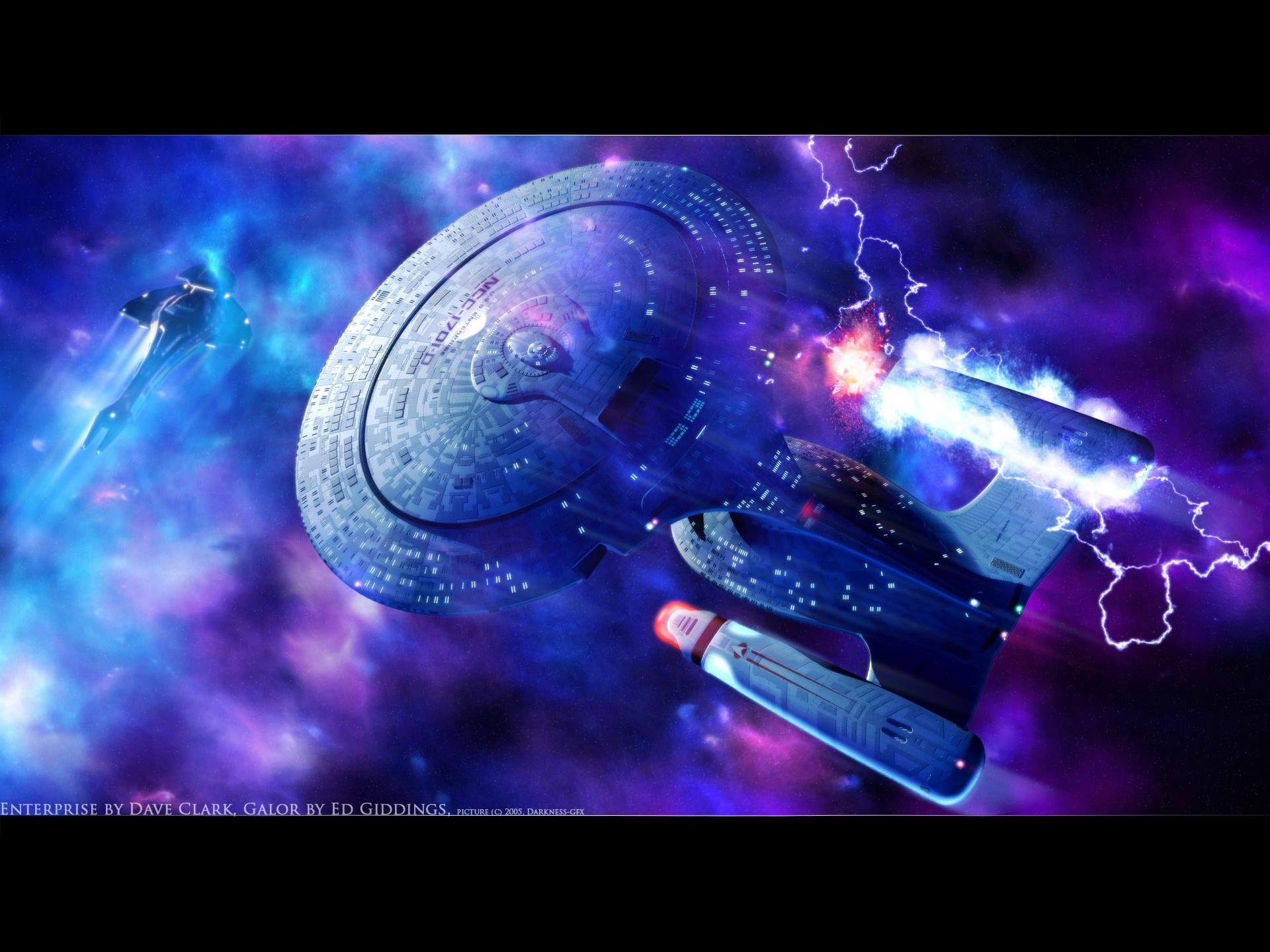 Star Trek Enterprise D Art 392871 Hd Wallpaper Backgrounds