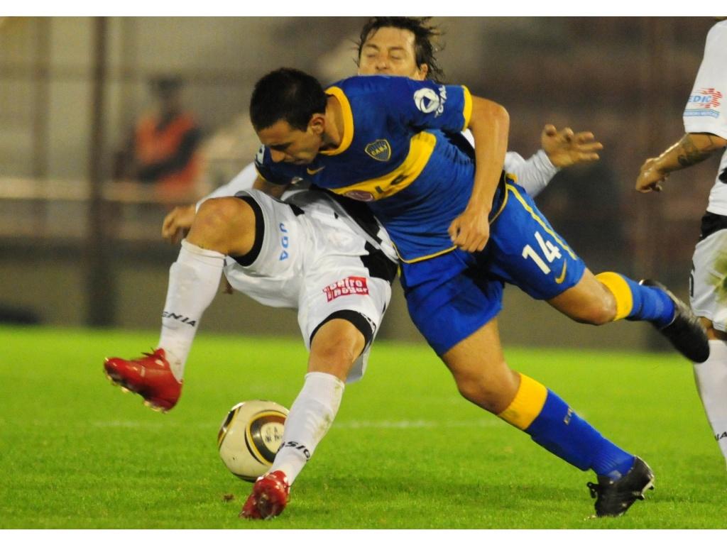 Boca Juniors Vs All Boys - Tackle , HD Wallpaper & Backgrounds