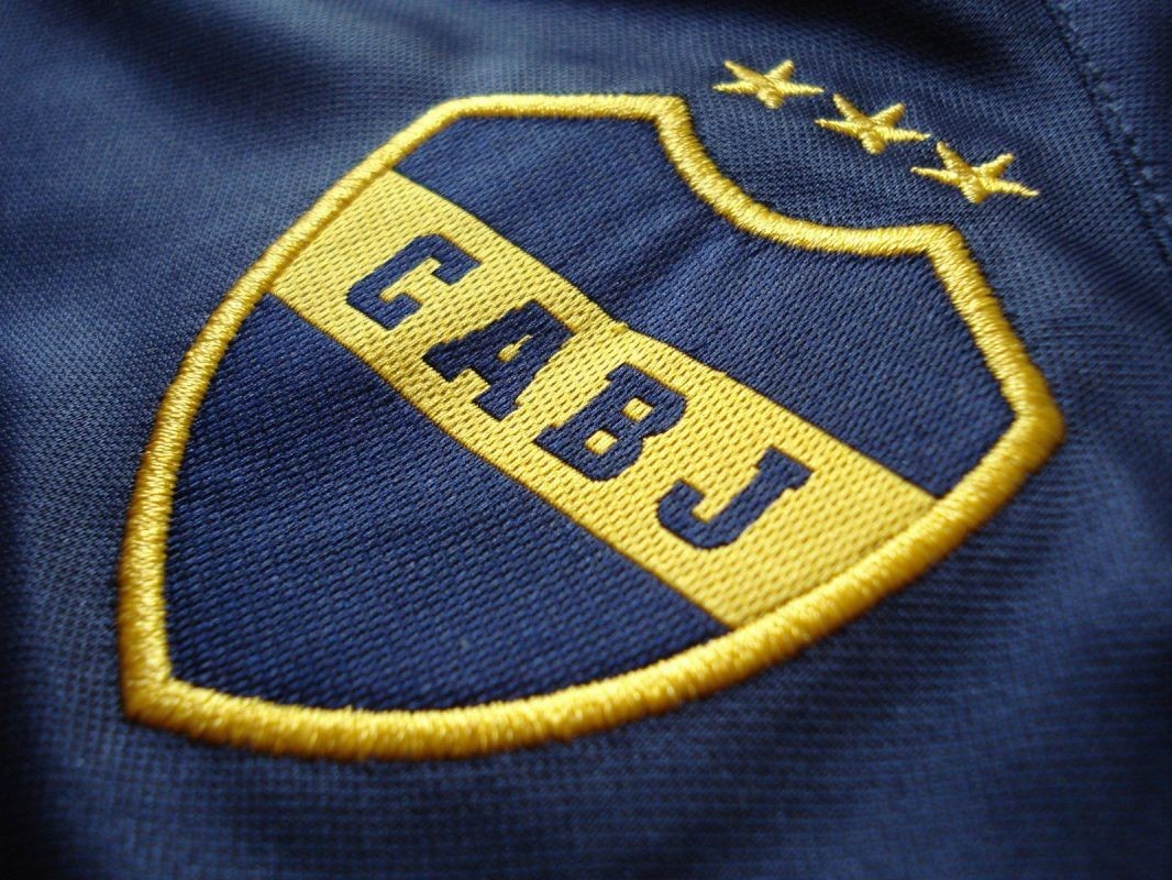 Boca Juniors Blue Yellow Nike Sport Soccer Wallpaper - Ca Boca Juniors , HD Wallpaper & Backgrounds