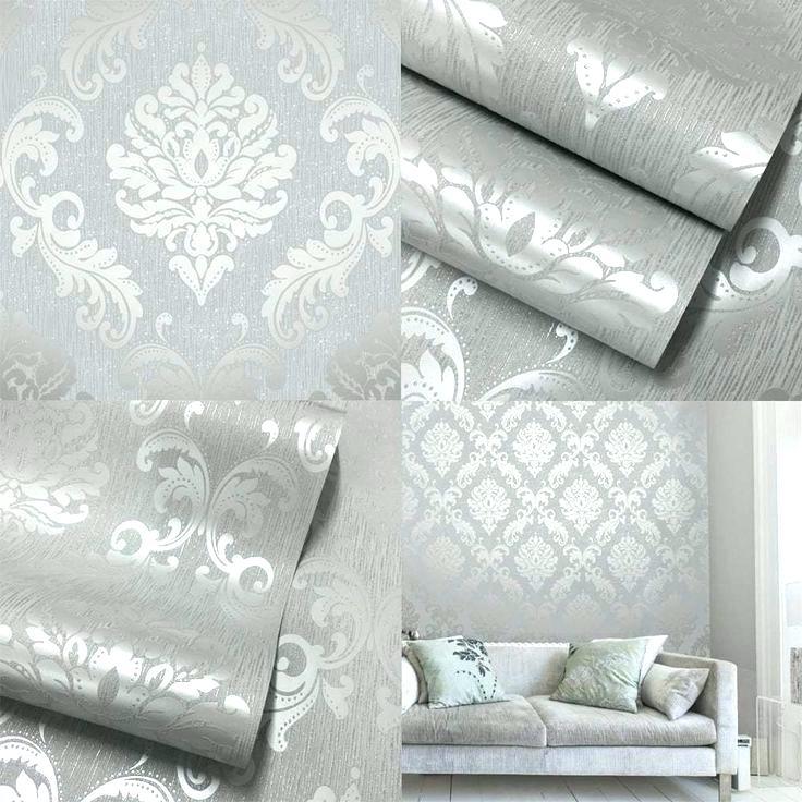 Glitter Wallpaper For Bedroom Glitter Silver Glitter ...