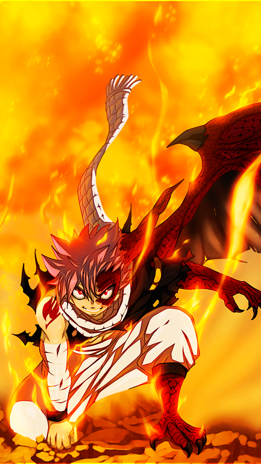 Fairy Tail Wallpaper Iphone 4 - Fairy Tail Wallpaper Iphone , HD Wallpaper & Backgrounds