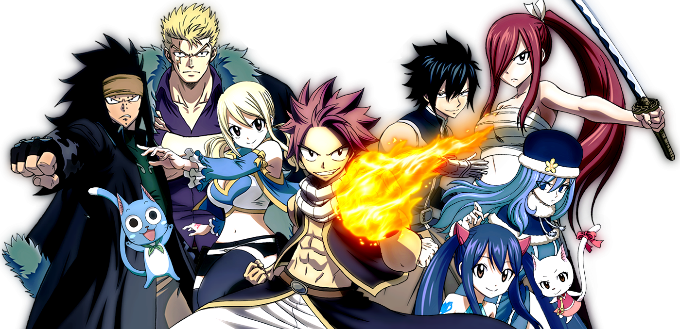 Fairy Tail Wallpaper Anime Fairy Tail Render 43036 Hd