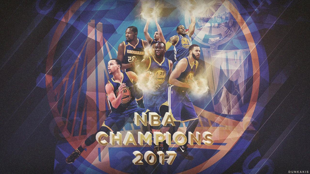 Golden State Warriors Champions 2017 43397 Hd Wallpaper