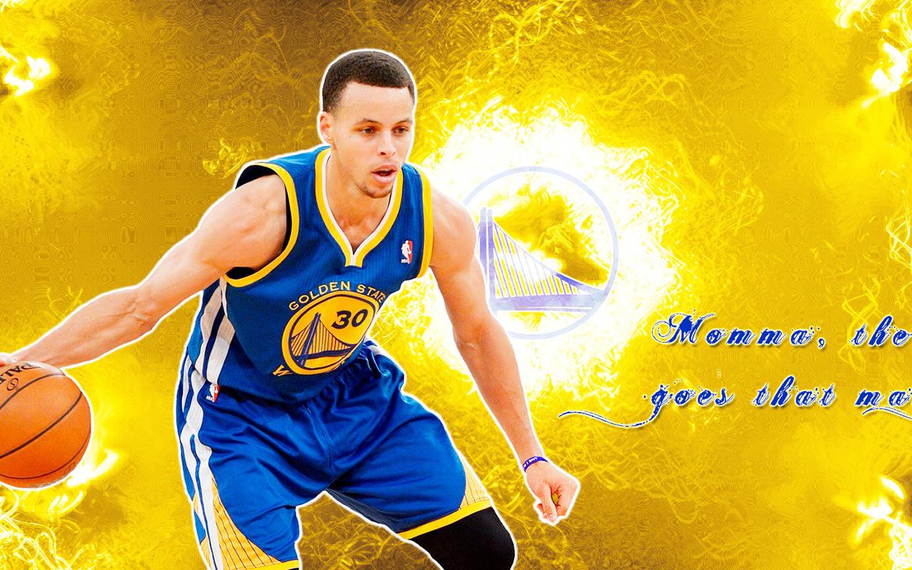 Stephen Curry Golden State Warriors Wallpaper High - Basketball Wallpapers Of Stephen Curry , HD Wallpaper & Backgrounds