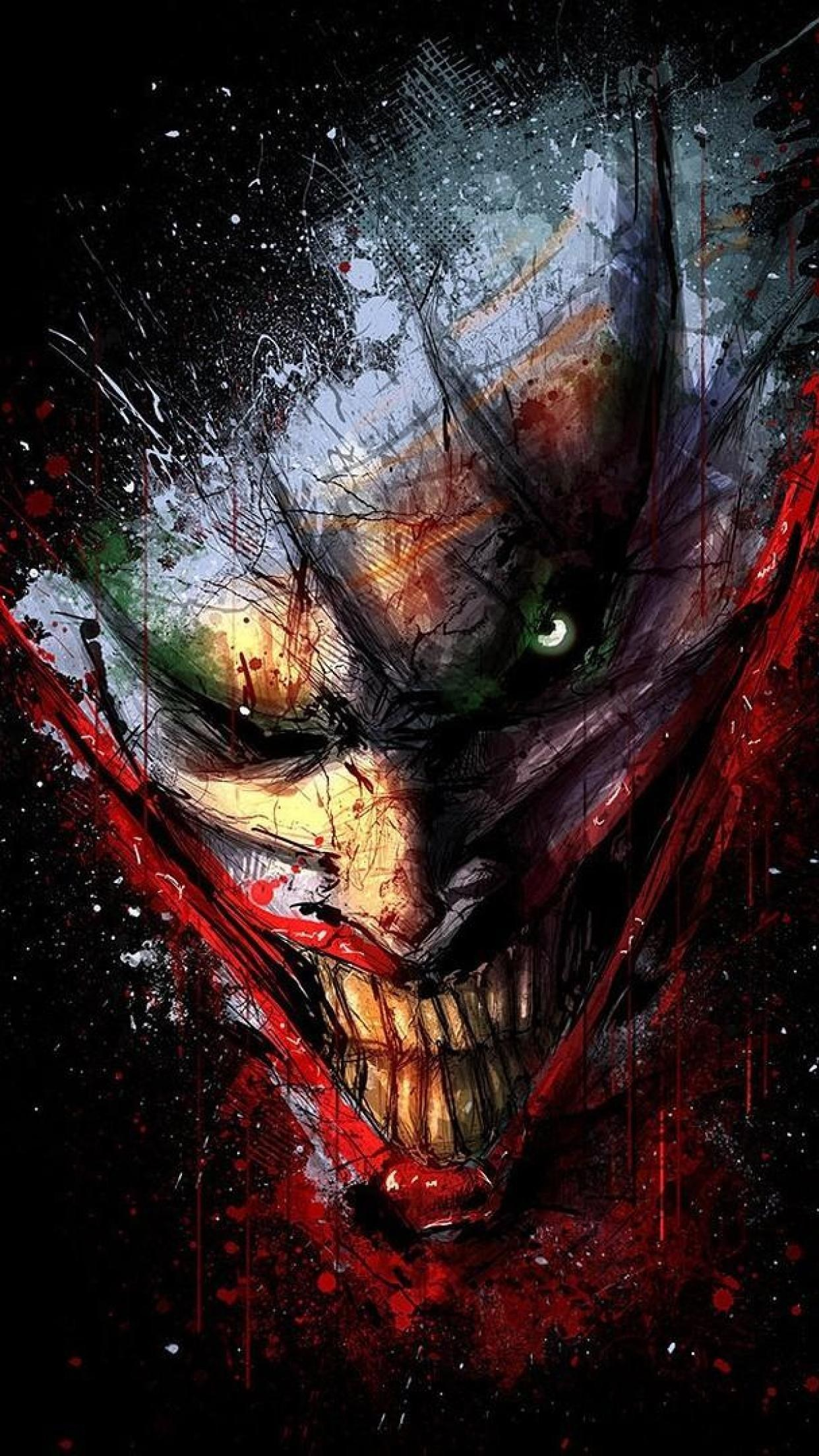 Best Anime Wallpapers Hd For Mobile Joker Wallpaper For Samsung