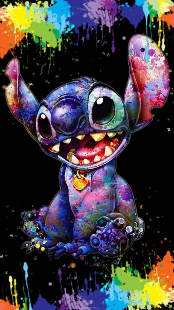 Stitch Wallpaper Stitch Wallpaper Lucu 3d HD