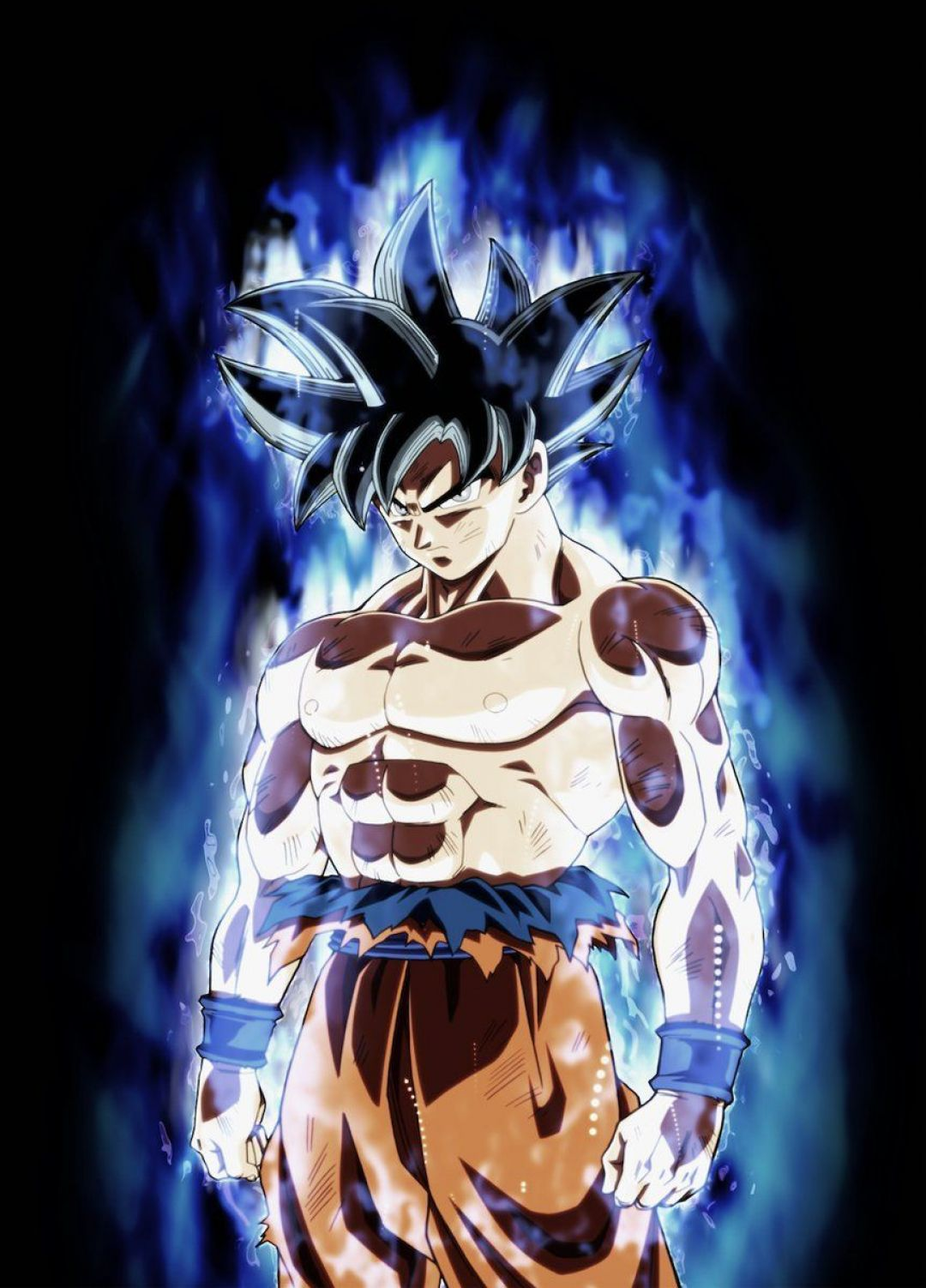 Ultra Instinct Goku Wallpaper Son Goku Ultra Instinct