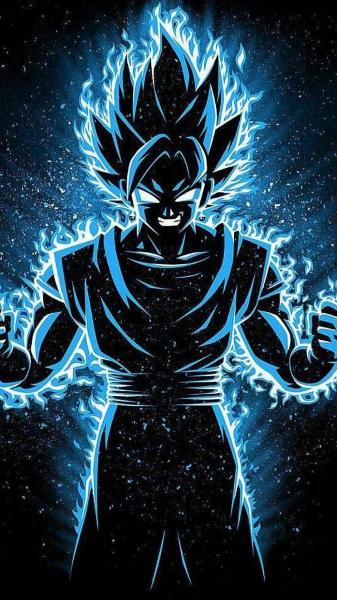 Wallpapers Black Goku With Image Resolution Pixel Dark