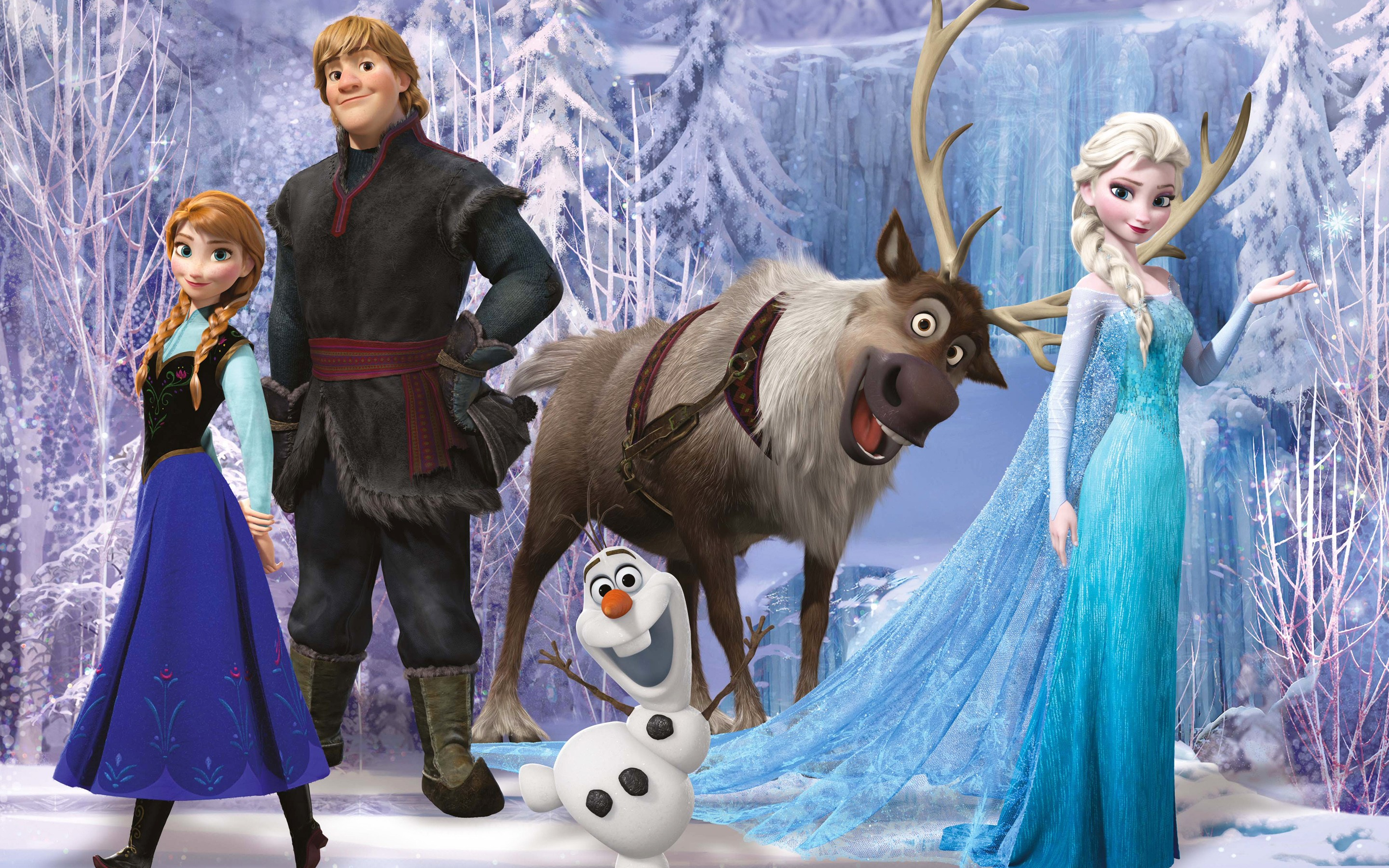 Frozen Movie 2 Frozen 2 Wallpaper Hd 49271 Hd