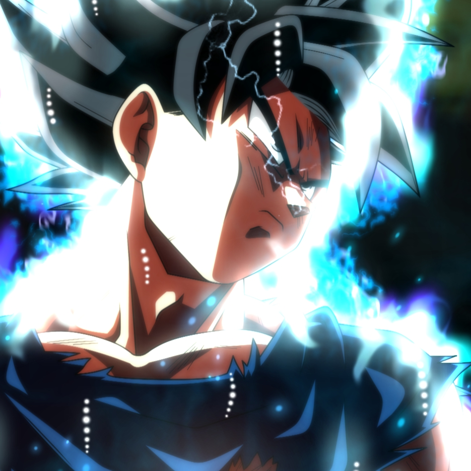 Dragon Ball Super Goku Ultra Instinct Wallpaper Engine