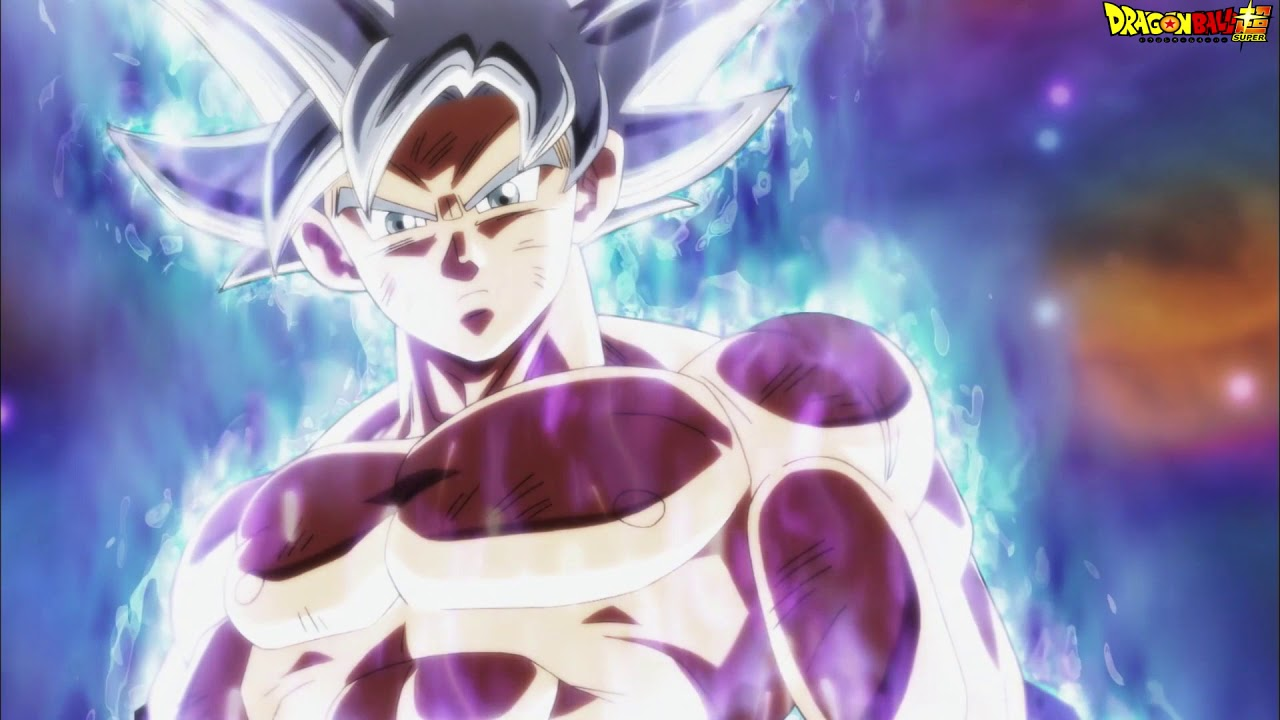 10 Live Wallpaper Goku Ultra Instinct Gif 49544 Hd