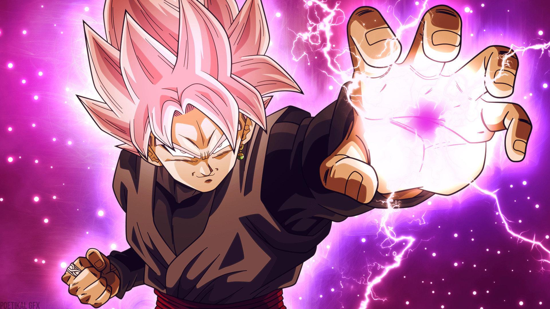 Dragon Ball Super Goku Rose 49646 Hd Wallpaper