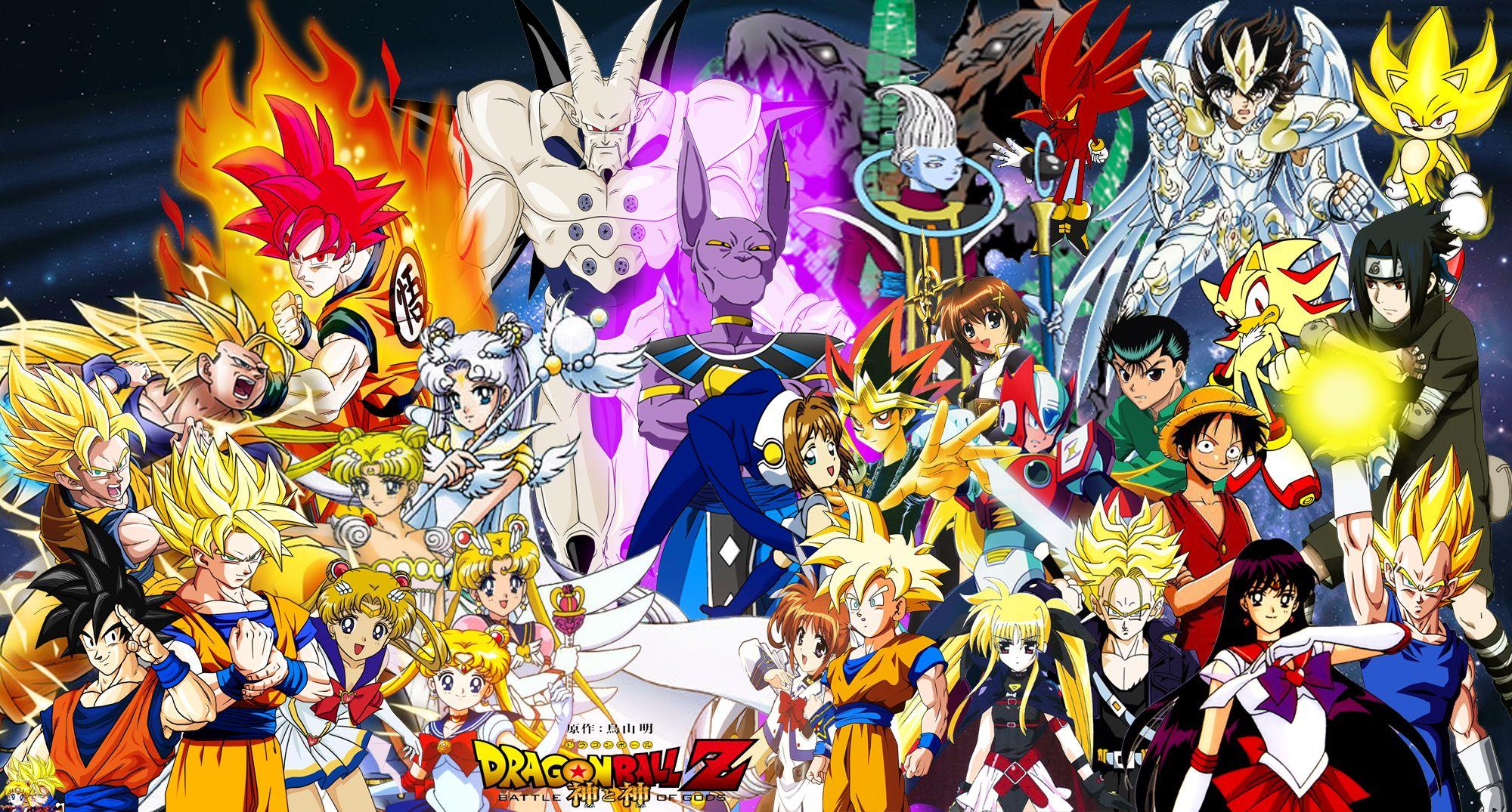 Dragon Ball Super Wallpaper 49900 Hd Wallpaper Backgrounds