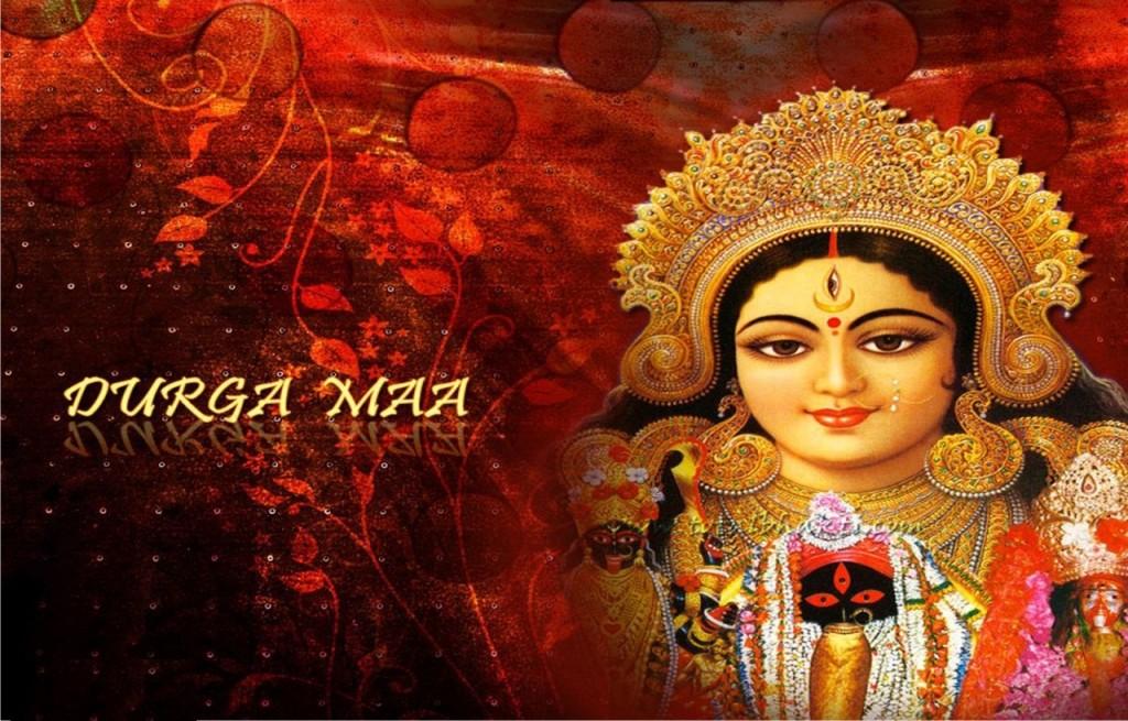 Maa Durga Hd Wallpaper Download Happy Maa Durga Puja
