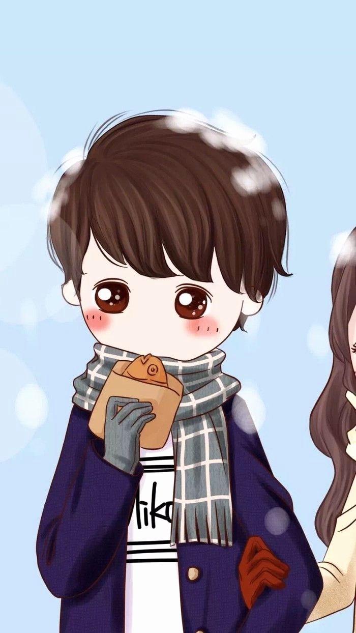 Korean Cute Lock Screen Couple 400328 Hd Wallpaper