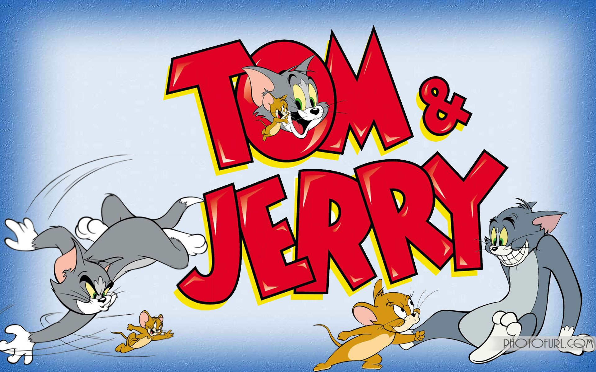 Giphy you rock: 3d Wallpaper Cartoon Tom And Jerry
