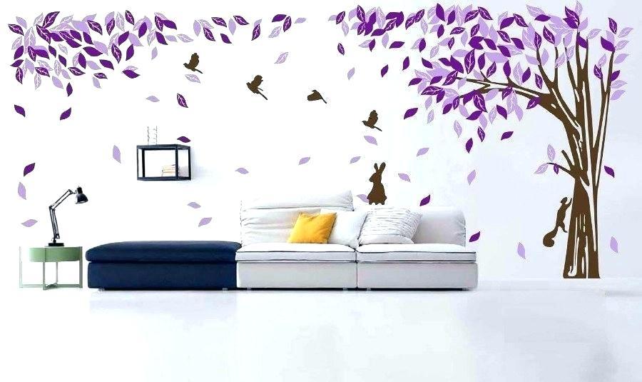 Asian Paints Wall Design Wall Arts Designs Design Walls - Sea Bedroom Wall Decor For Girl , HD Wallpaper & Backgrounds