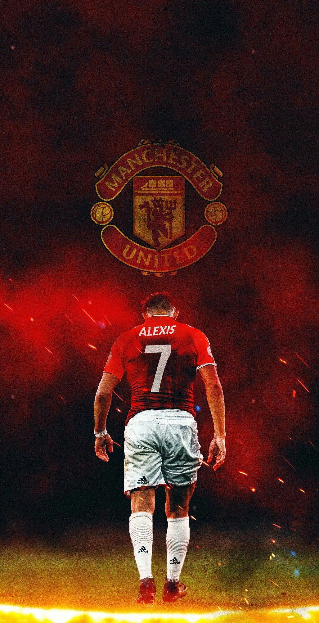 Welcome To Manchester United Alexis Sanchez Alexis Sanchez
