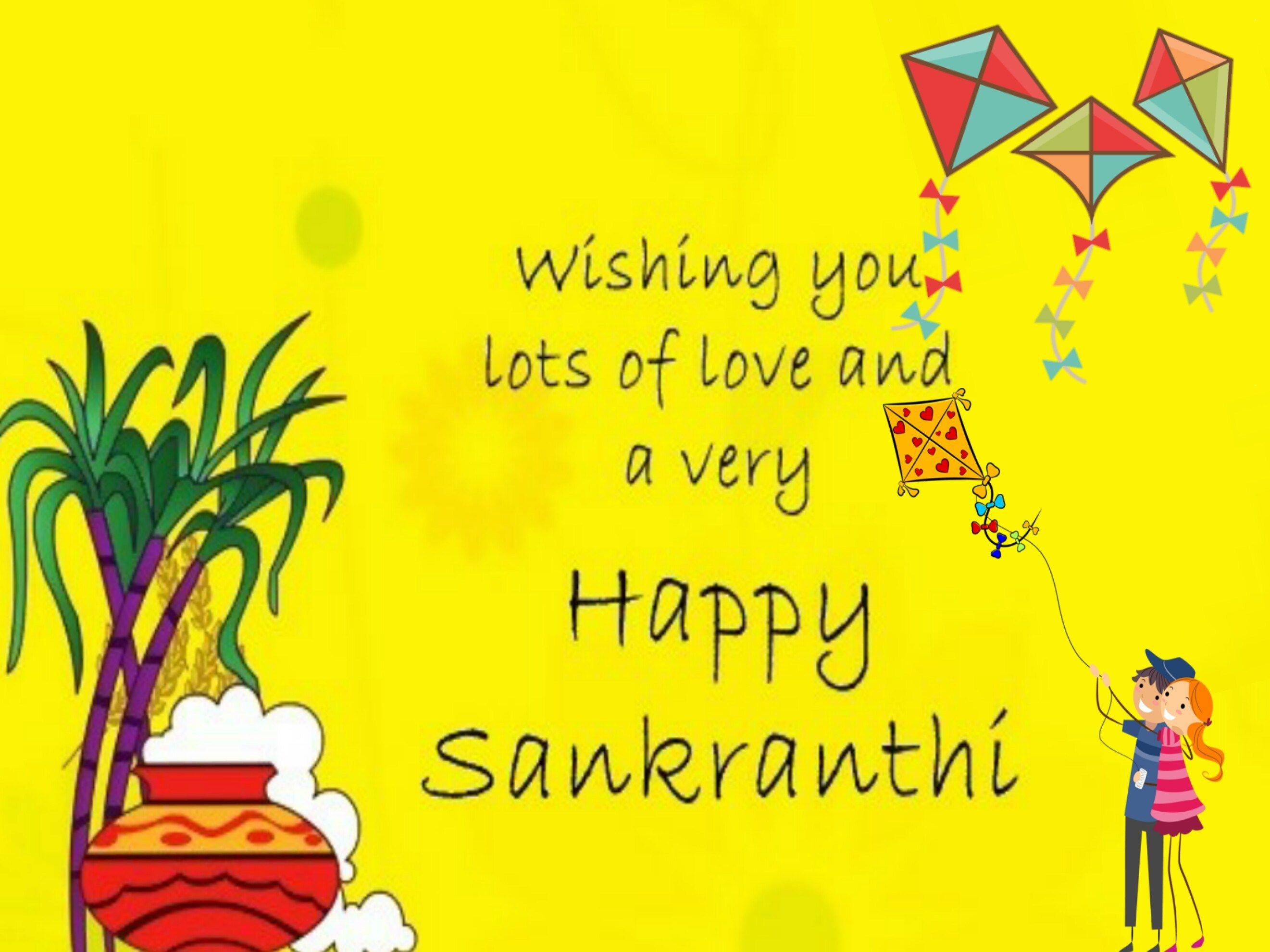 Sankranti Images Free Download Makar Sankranti In English
