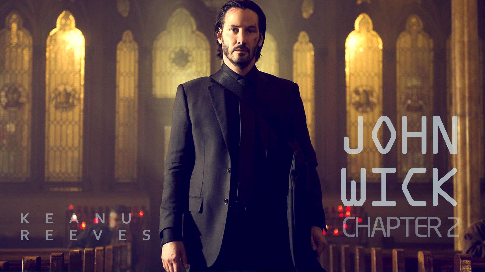 Chapter 2 Wallpaper John Wick Chapter 2 Suit 410115 Hd