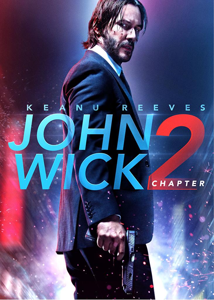 731 X John Wick Chapter 2 2017 410165 Hd Wallpaper