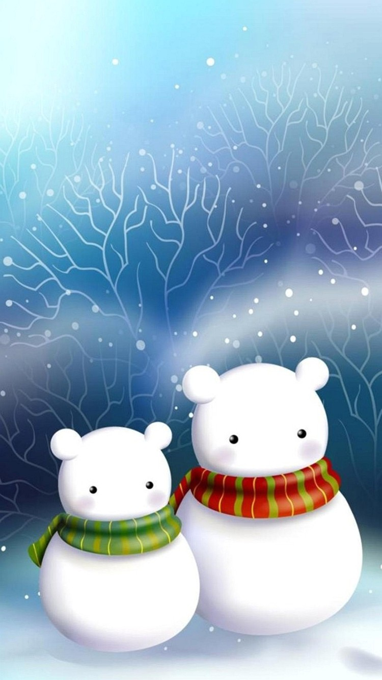 Cute Christmas Wallpaper Iphone - Cute Wallpapers Hd For Iphone , HD Wallpaper & Backgrounds