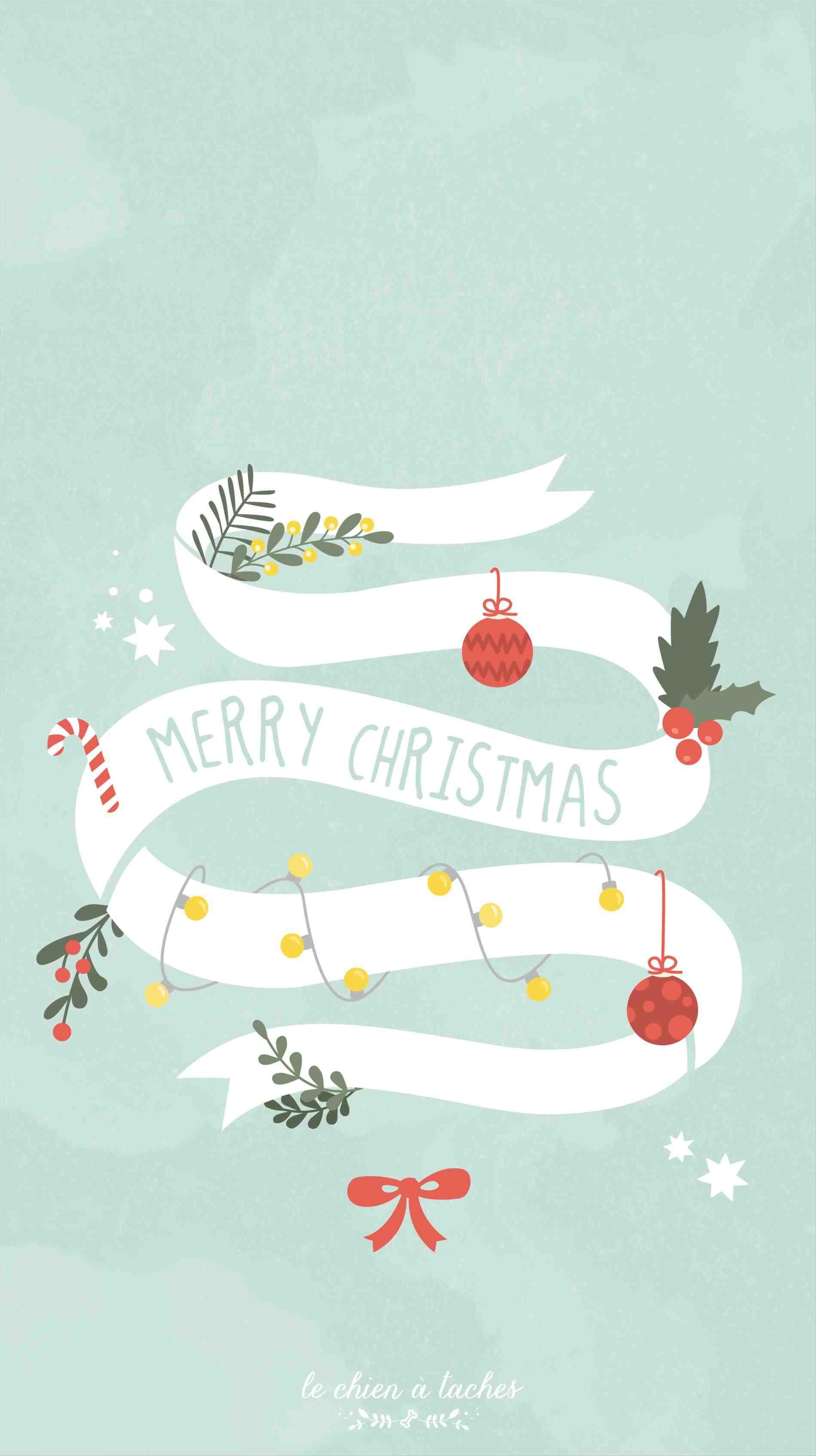 Download Christmas Wallpaper Cute