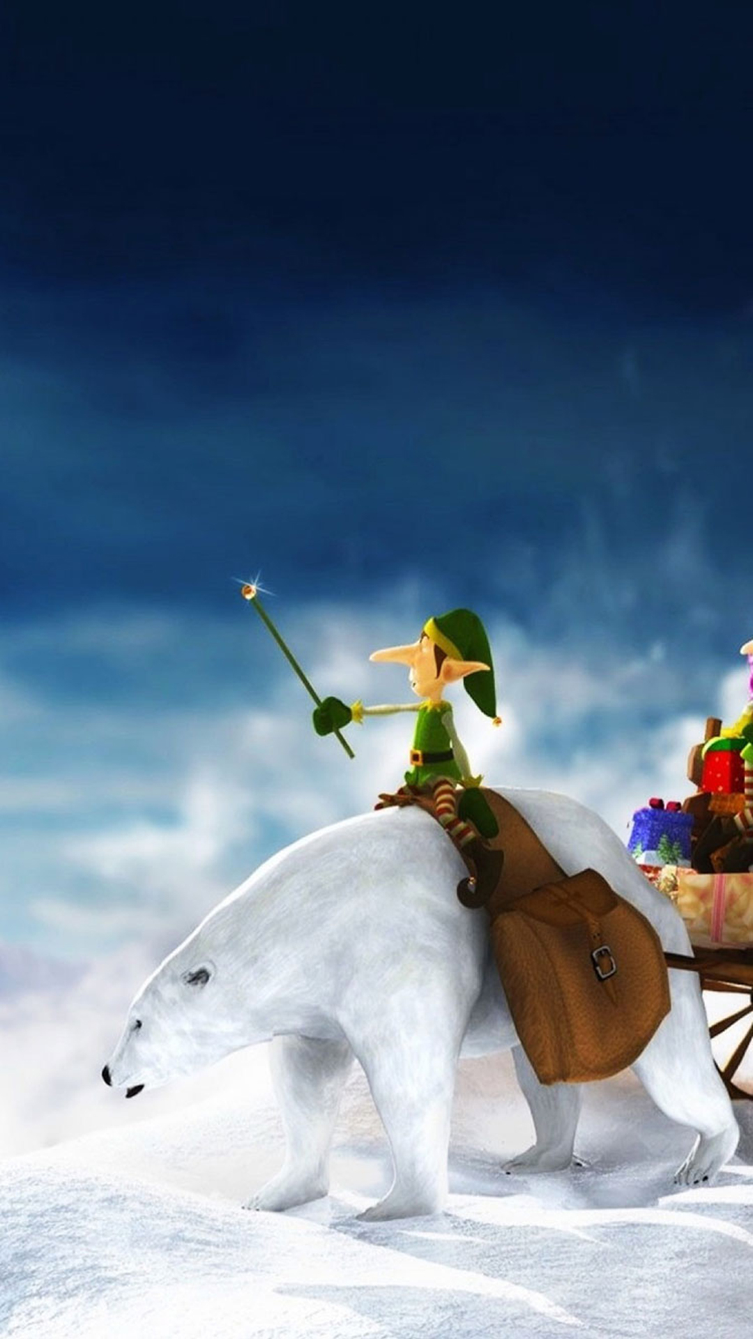 Christmas Wallpaper Iphone 6 By Blackberyy Themes - Christmas Day Hd Image Download , HD Wallpaper & Backgrounds