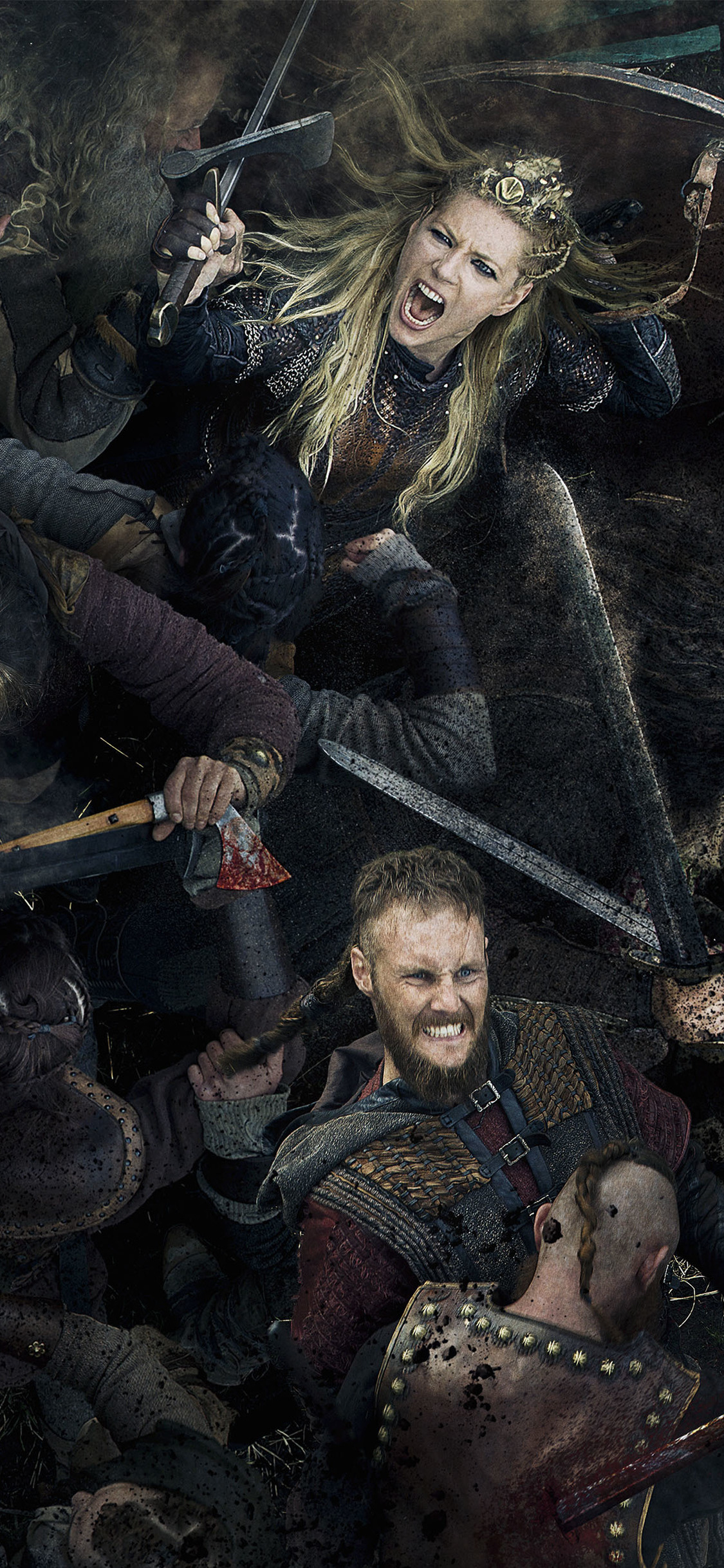 4k - Vikings Season 5 Dvd (#412334 ...