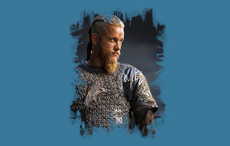 Photo Wallpaper Art Vikings The Vikings Travis Fimmel