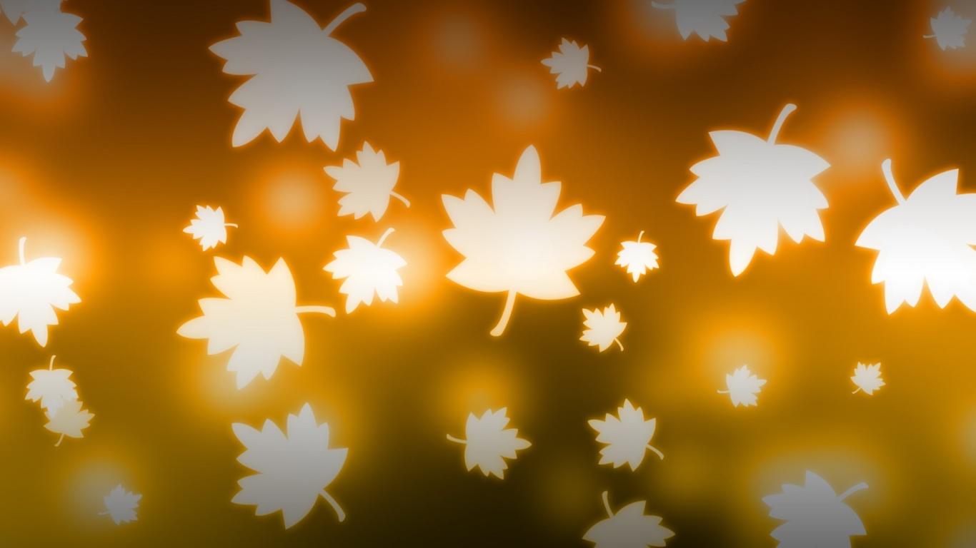 Maple Leaves Fall Desktop , HD Wallpaper & Backgrounds