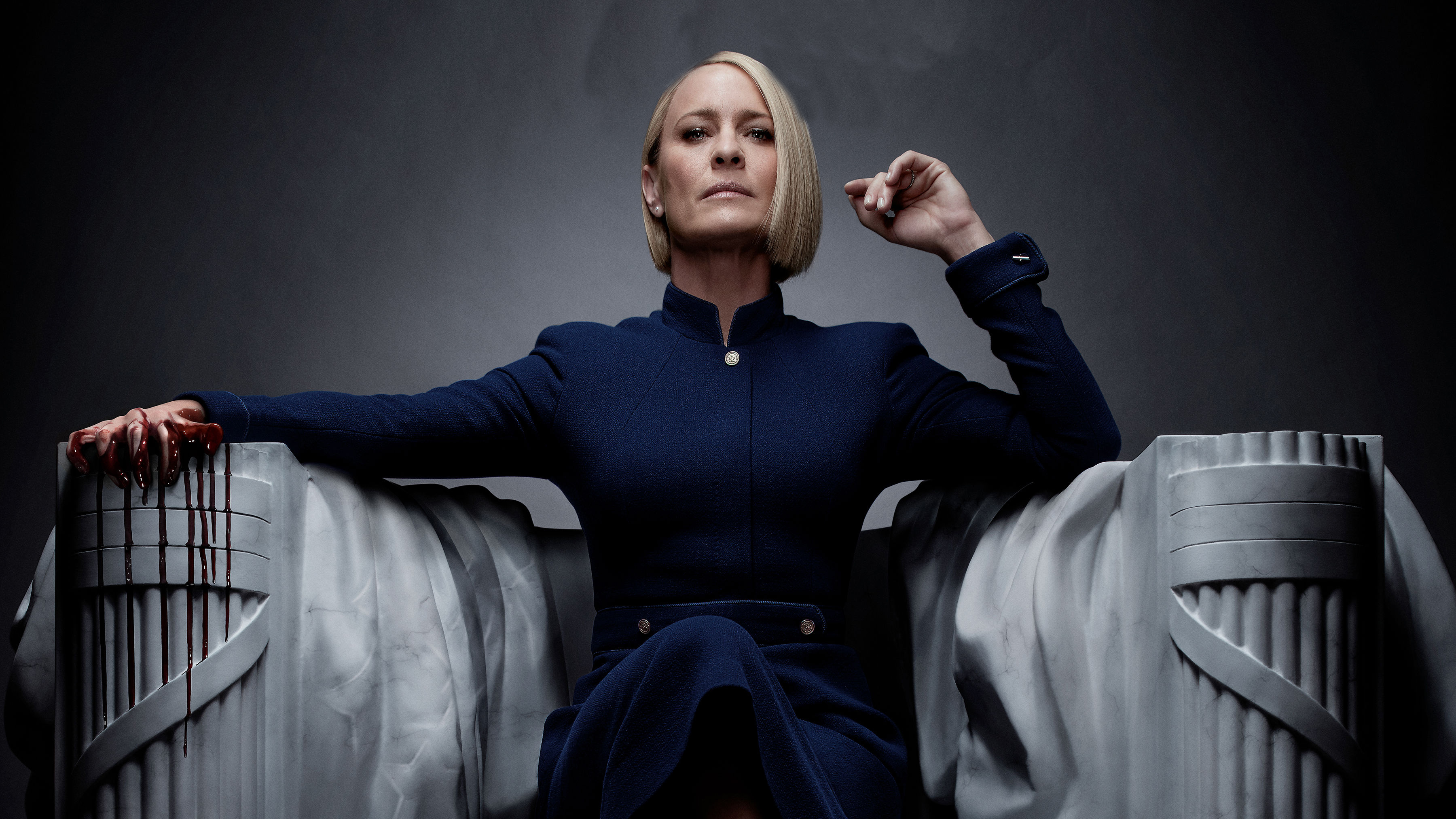 House Of Cards Claire Underwood - House Of Cards Claire Hale , HD Wallpaper & Backgrounds