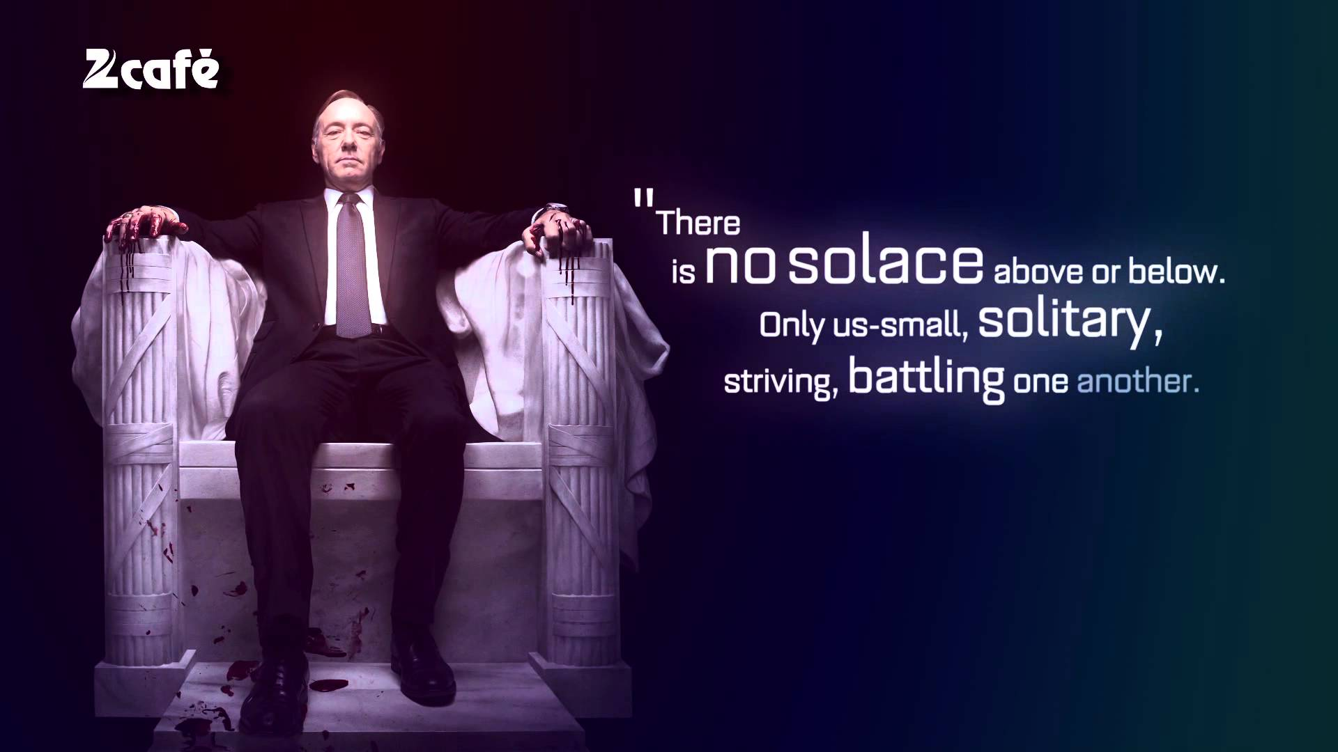 House Of Cards Wallpaper Wallpaper Free Download - House Of Cards Quotes Hd , HD Wallpaper & Backgrounds
