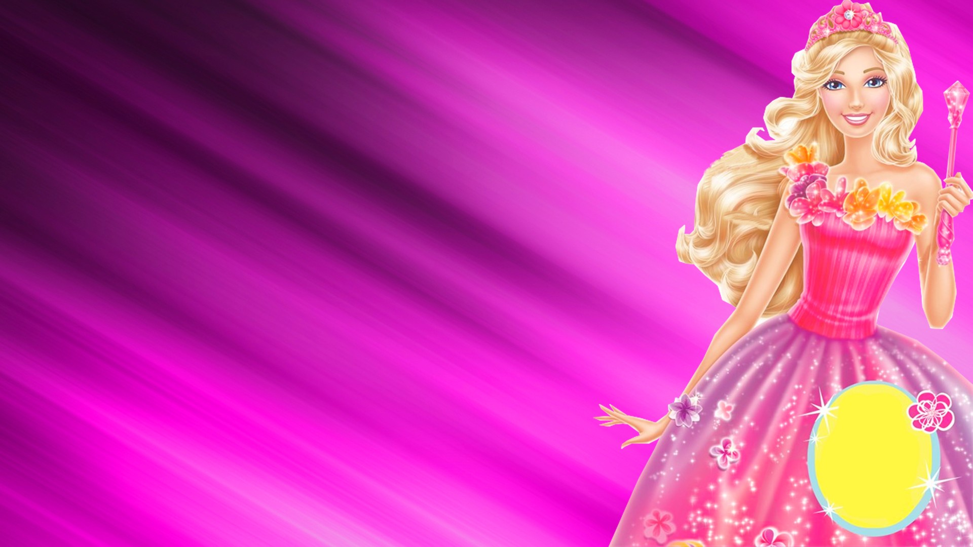 Barbie Hd Wallpapers - Barbie Background Images Hd , HD Wallpaper & Backgrounds