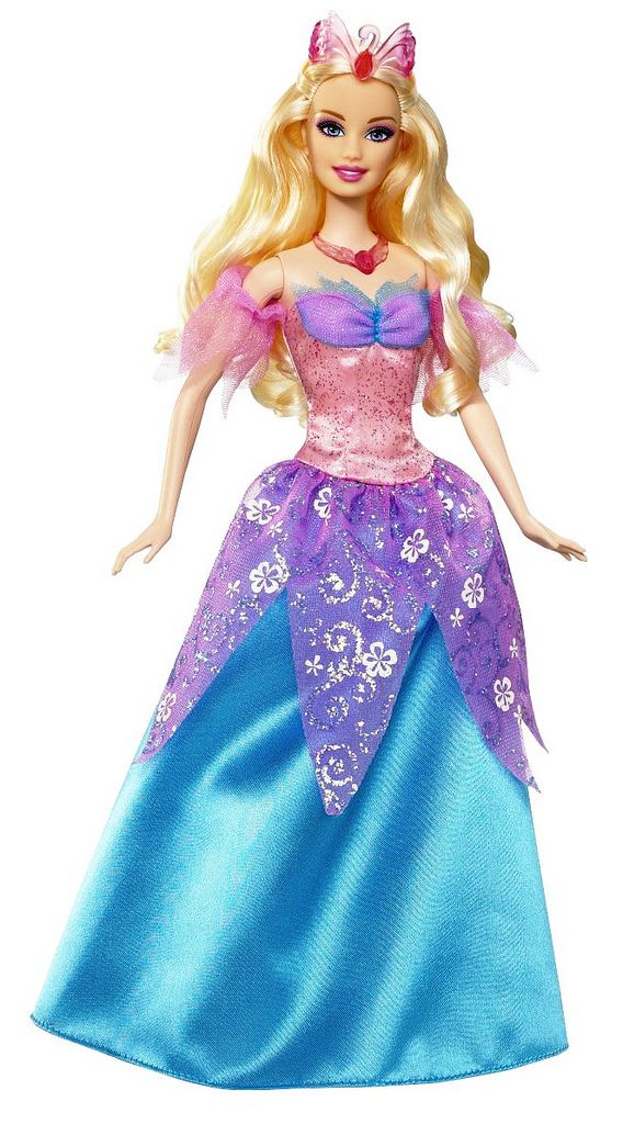 Barbie - Barbie Swan Lake Odette Doll , HD Wallpaper & Backgrounds