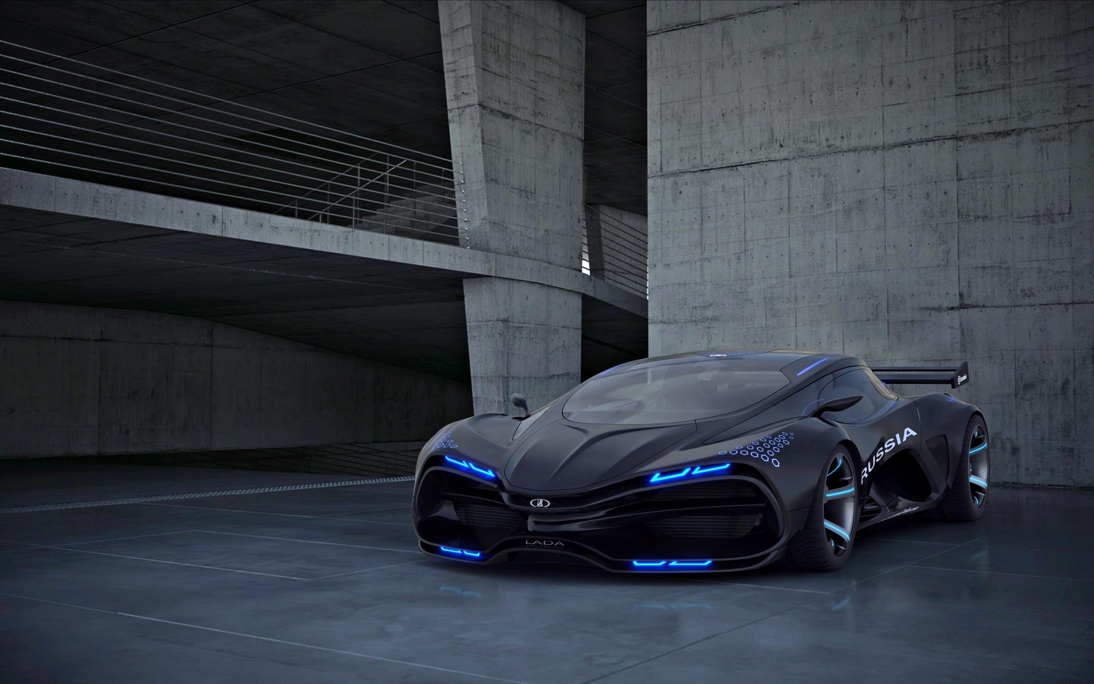 Lada Raven 4k Ultra Hd Wallpaper 4k Resolution Car 4k
