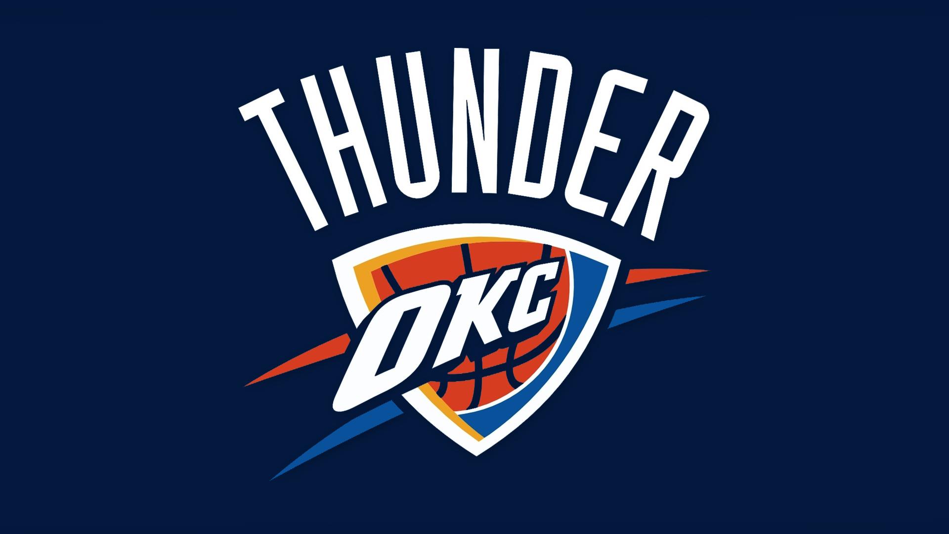 Okc Thunder Logo Nike 419390 Hd Wallpaper Backgrounds