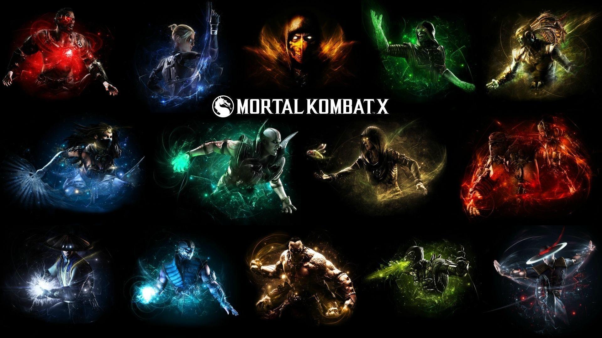 Scorpion Mortal Kombat X 4k Dk Mortal Kombat 11 Wallpaper Hd