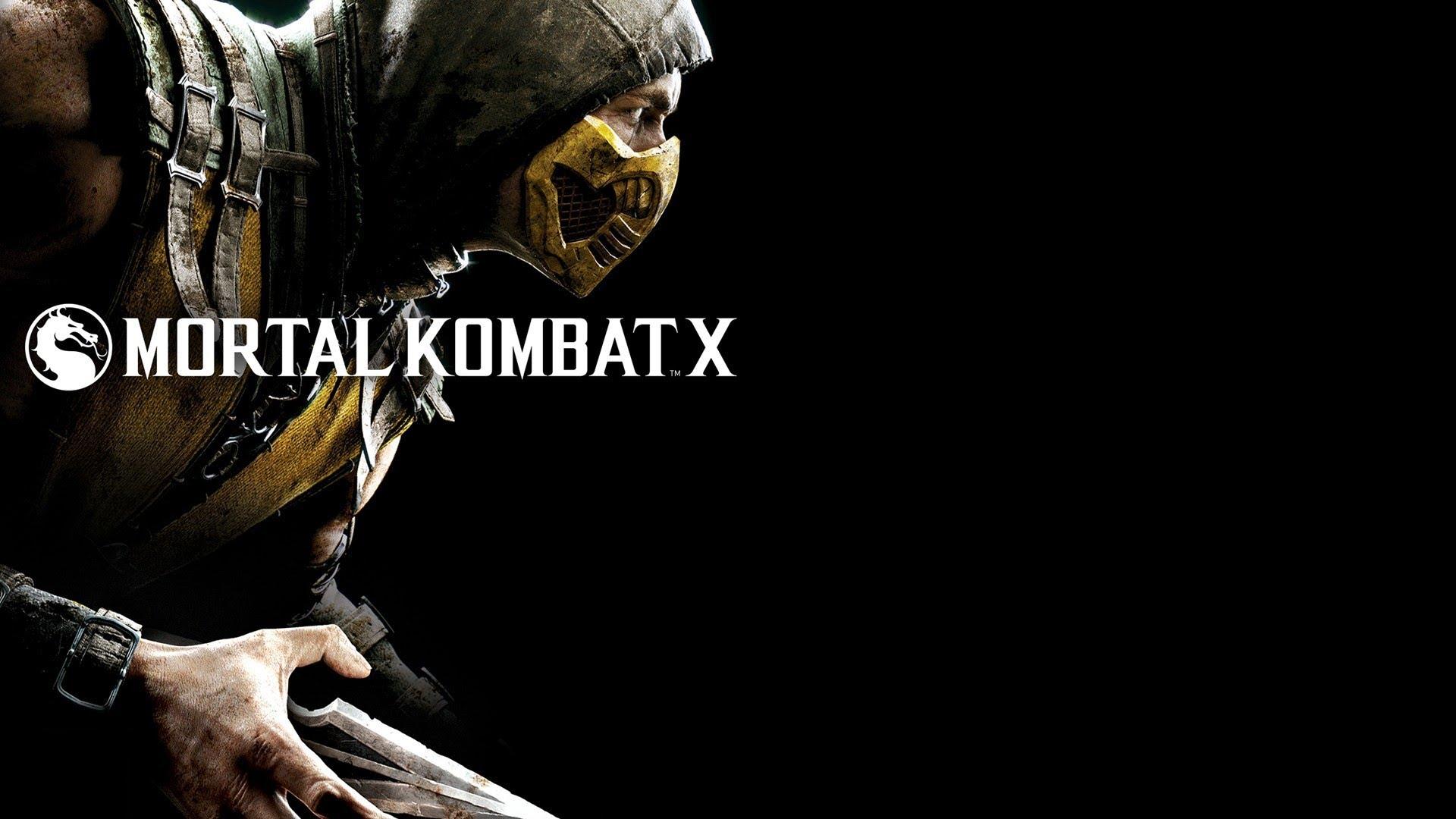 Mortal Kombat X Hd Wallpapers Mortal Kombat X Wallpaper Hd